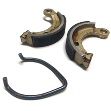 90mm x 18mm Newfran Brake Shoes Tomos