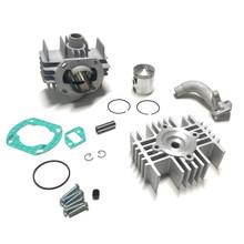 Sachs 504 & 505 Airsal 43.5mm Cylinder Kit w/ Head & Intake