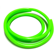 "1 Meter Neon Green Fuel Line 3/16"" (5mm)"