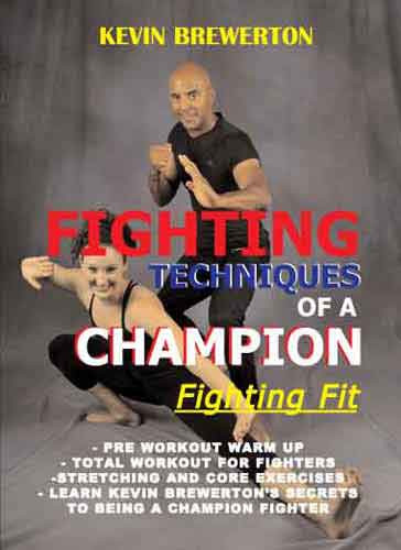 Fighting Techniques of a Champion Fighting Fit