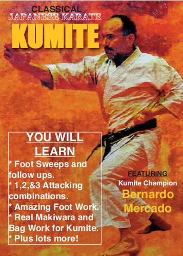 Traditional Japanese Kumite #1