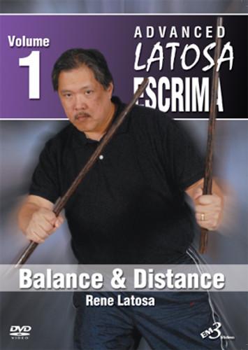 ADVANCED LATOSA ESCRIMA  VOLUME 1