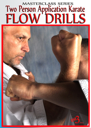 MASTERCLASS SERIES FLOW DRILLS  By Sensei Jerry Figgiani