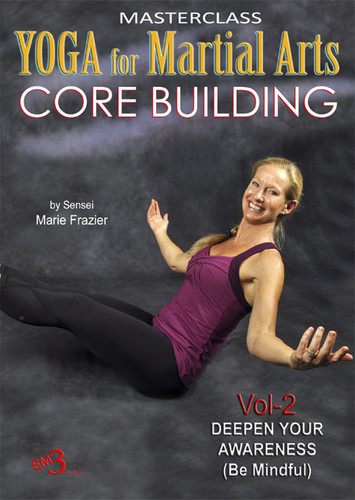 YOGA for MARTIAL ARTS (Vol-2) CORE BUILDING