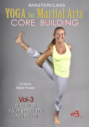 YOGA for MARTIAL ARTS (Vol-3)CORE BUILDING