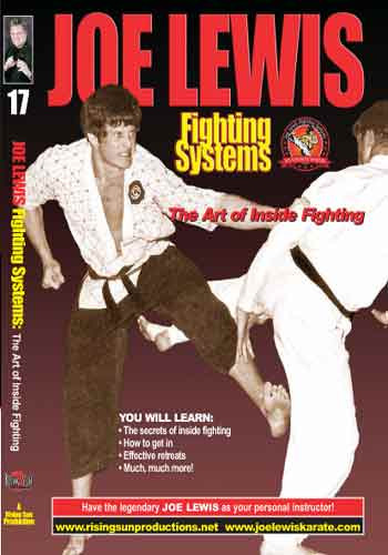 Joe Lewis - The Art of Inside Fighting