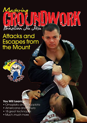 Mastering Groundwork #5 Attack and Escapes from the Mount
