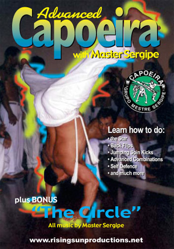 Capoeira Advanced(DVD Download)
