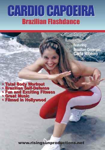 Cardio Capoeira #1 - Brazilian Flashdance