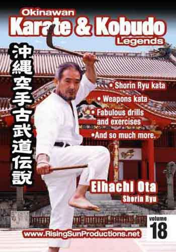 Eihachi Ota Shorin Ryu#18 OKKL (Video Download)