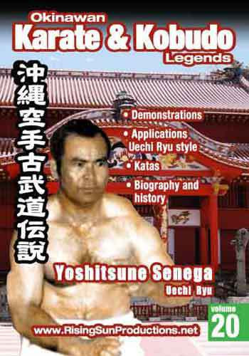 Yoshitsune Senega Uechi Ryu #20 OKKL (Video Download)