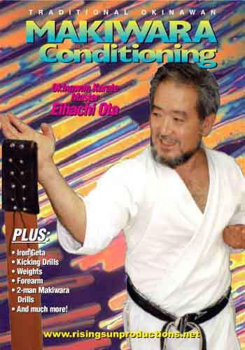 Master Ota Makiwara and Conditioning (Video Download)