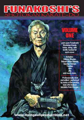 Funakoshi Shotokan Karate #1 (Video Download)