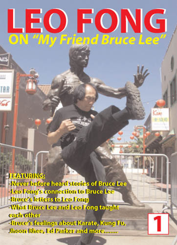 Leo Fong ON Bruce Lee My Friend (Video Download)