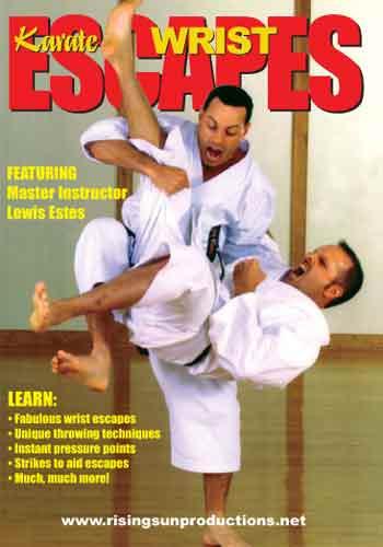 Karate Wrist Escapes