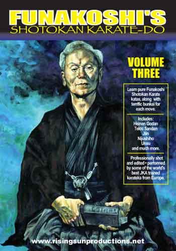 Funakoshi Shotokan Karate #3