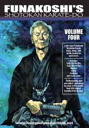 Funakoshi Shotokan Karate #4