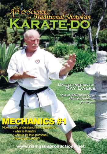 Art and Science of Shotokan Karate #1