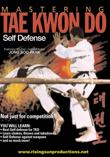 Mastering Tae Kwon Do Self Defense (Video Download)