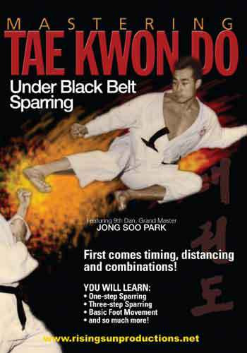 Mastering Tae Kwon Do Under Black Belt Sparring (Video Download)