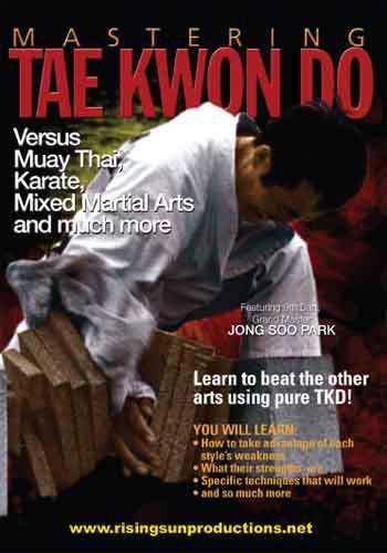Mastering Tae Kwon Do Versus Muay Thai, Boxing,etc (Video Download)