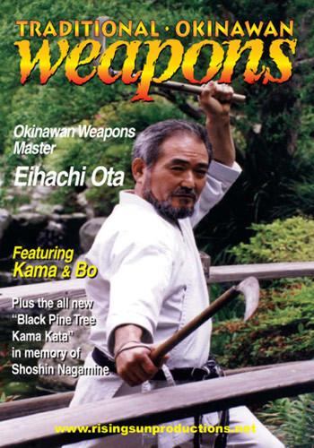 Shorin Ryu Master Ota 3 DVD Set