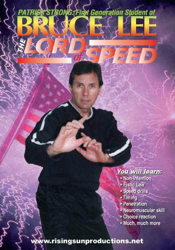 Bruce Lee/Patrick Strong 4 DVD Set