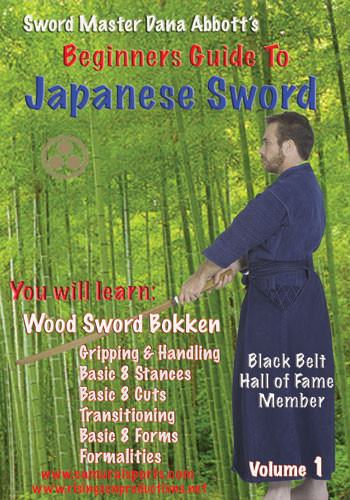 Beginner's Guide to Bokken Wooden Sword
