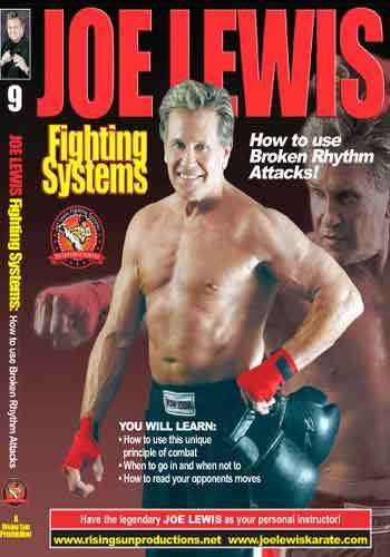 Joe Lewis - How to use Broken Rhythm Attacks(video download)