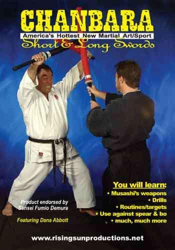 Chanbara Long and Short Sword dL