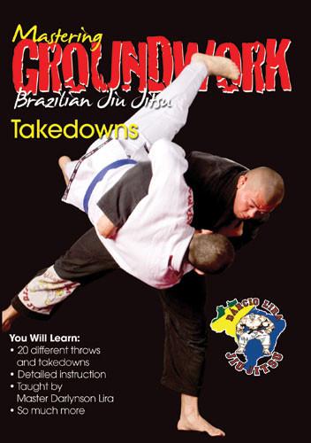 Mastering Groundwork #8 Throws dL