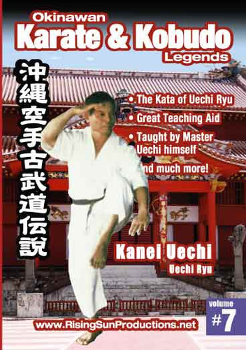 OKKL Kanei Uechi Uechi Ryu (Video Download)