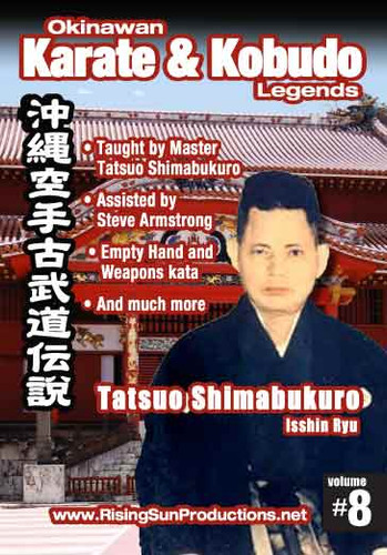 OKKL Tatsuo Shimabuku Isshin Ryu (Video Download)