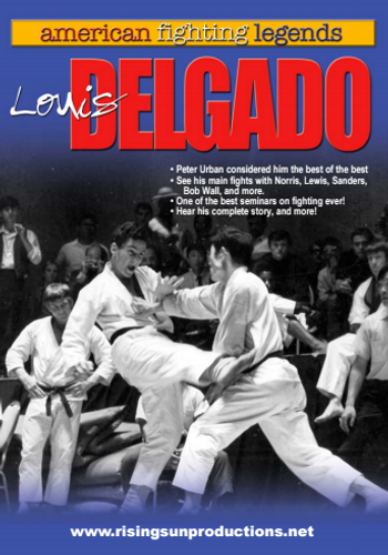 Louis Delgado Karate Legend (Download)