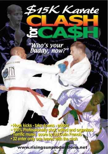 $15K Karate Clash for Cash (Download)