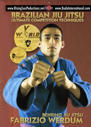 Brazilian Jiu Jitsu Ultimate Competition Techniques (Download)