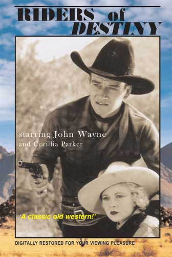 Riders Of Destiny John Wayne (Download)