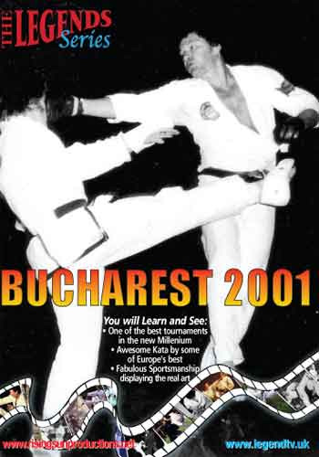Bucharest 2001 Real Shotokan Action
