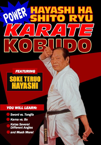 Power Karate Hayashi Ha Shito Ryu Kobudo (Download)
