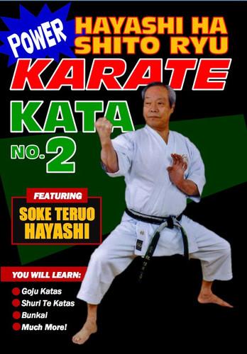 Power Karate Hayashi Ha Shito Ryu Kata #2 (Download)