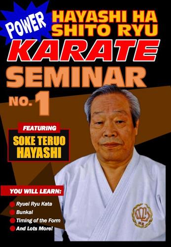 Power Karate Hayashi Ha Shito Ryu Seminar #1 (Download)