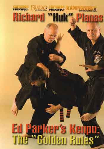 Ed Parkers Kenpo Golden Rules