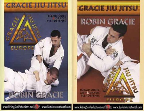 Gracie Jiu-Jitsu 2 DVD Set