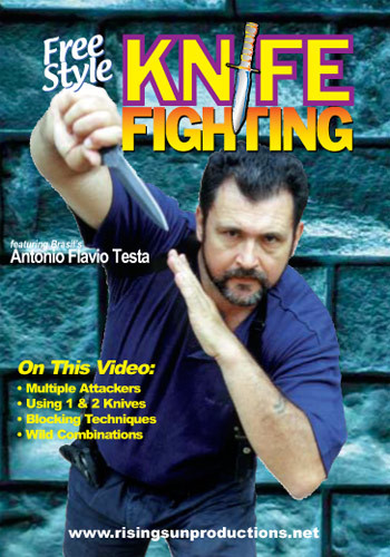 Knife Fighting Free Style