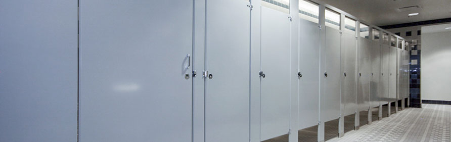 Bathroom Dividers, Commercial Hardware, Bathroom Accessories | Free Shipping
