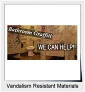 Vandal Resistant Materials