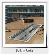 Shop Built In Units