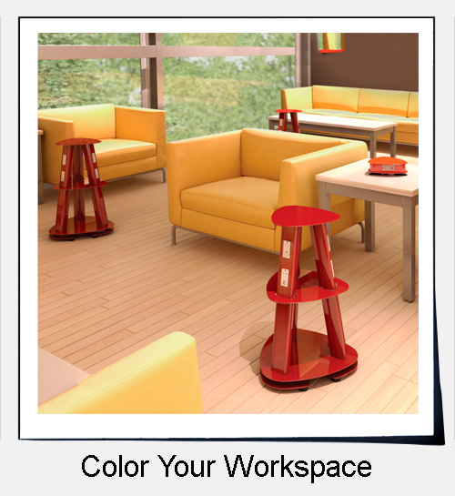 Color Your Workspace