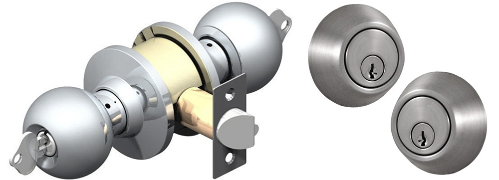 Single and Double Cylinder Door Locks Which is Best Harbor