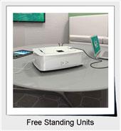 Shop Free Standing Units